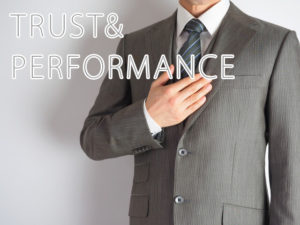 TRUST&PERFORMANCE